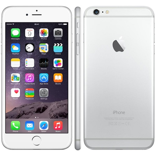 Apple IPhone 6S Plus - 16 GB (4G) Silver | Buy Apple IPhone