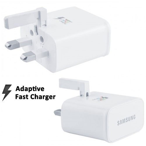 Image For Samsung Adaptive Fast Charging Travel Adapter From Best