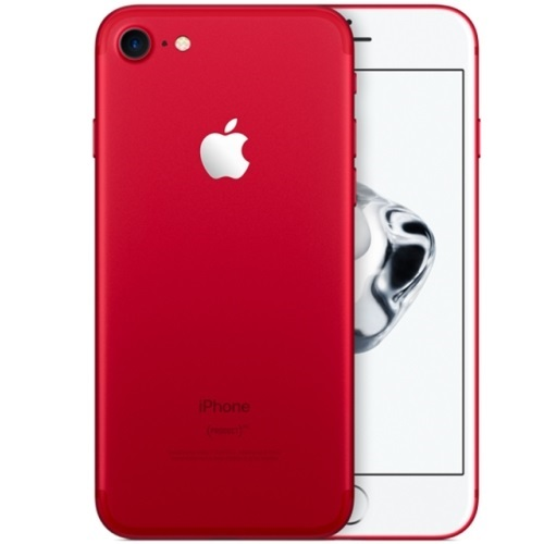 Buy Apple IPhone 7 128GB Iphone 4G+Wifi in Red at lowest