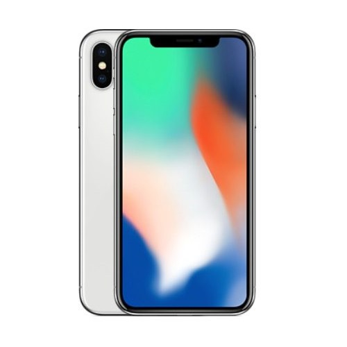 Buy Apple iPhone X - 256GB, 4G LTE, Silver|Best Price in Kuwait