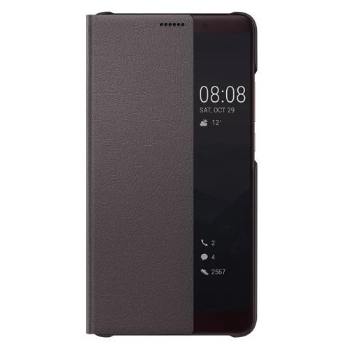 outlet store fd5d4 f0f37 Huawei Mate 10 Flip Cover Moca Brown | BEST