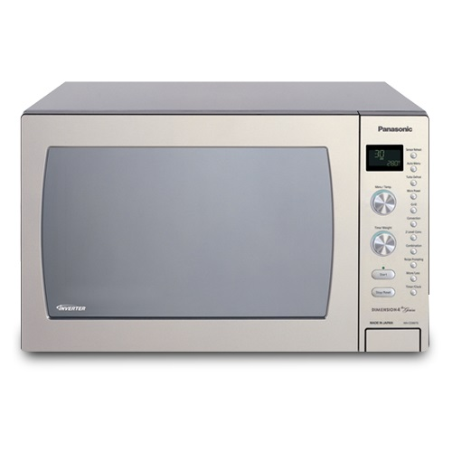 Image For Panasonic 42 Liters Inverter Convection Microwave Oven From Best