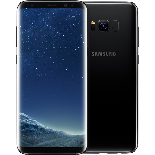 5a2f52cc9d Buy Samsung Galaxy S8 Plus 64GB Android 4G+Wifi in Black at ...