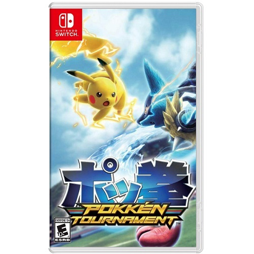 pokken tournament game for nintendo switch best