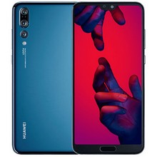 Huawei P20 Pro Dual SIM - 128GB, 4G LTE, Midnight Blue | BEST