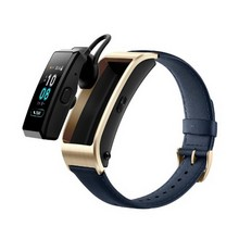 Huawei TalkBand B5 Bluetooth Smart Watch Sports Wristbands Touch Screen Band, Blue