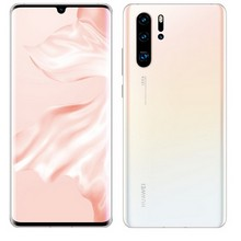 Huawei P30 Pro - 6.47 Inch , 128GB , Pearl White Limited Edition