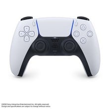 DualSense Wireless Controller for PlayStation 5- White